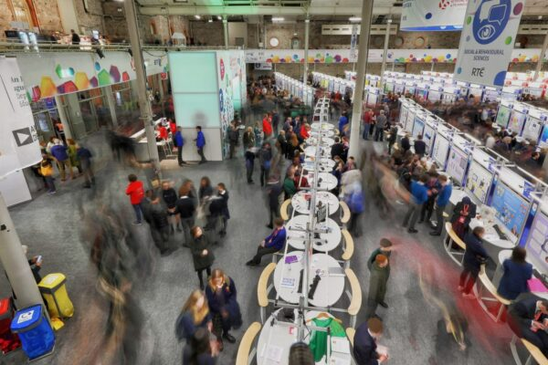 BT Young Scientist & Technology Exhibition 2020